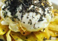 Cachivache Taberna_ huevos con trufa