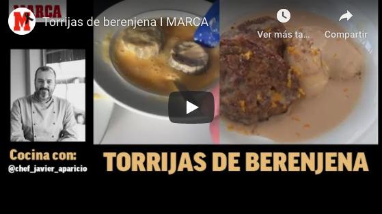 Torrijas de berenjena - Recetas fáciles para el confinamiento (MARCA)